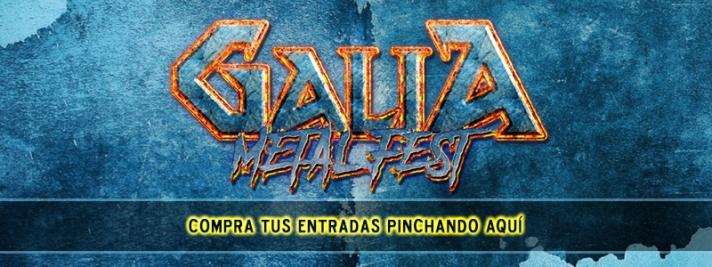 Galia Metal Fest 2018 - Compra Entradas