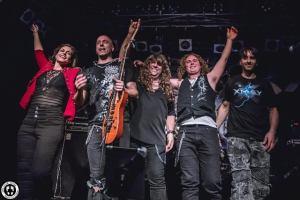 Galia Metal Fest - Xtasy (foto Les Deus Pieds)