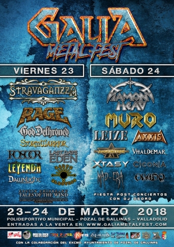 Galia Metal Fest 2018