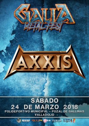 Galia Metal Fest - Axxis