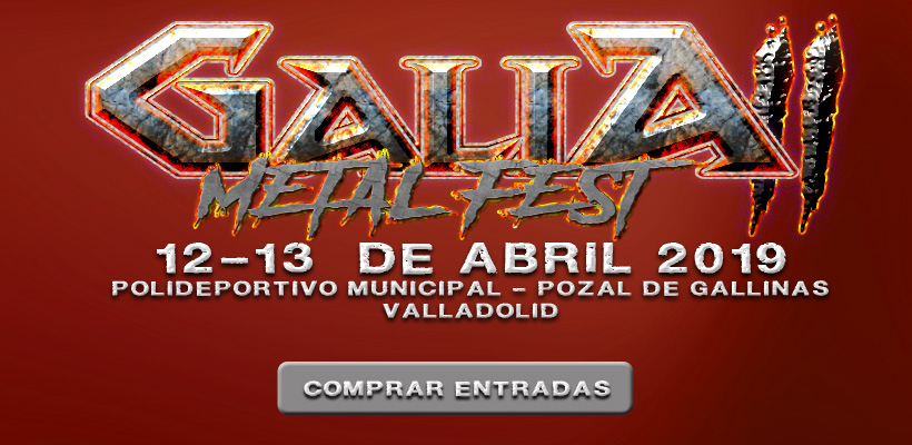 Galia Metal Fest II - Entradas