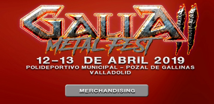 Galia Metal Fest - Merch
