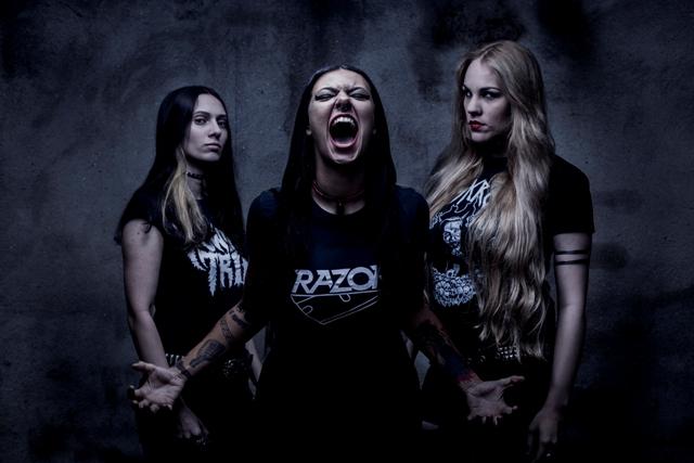 Nervosa - Galia Metal Fest 2019
